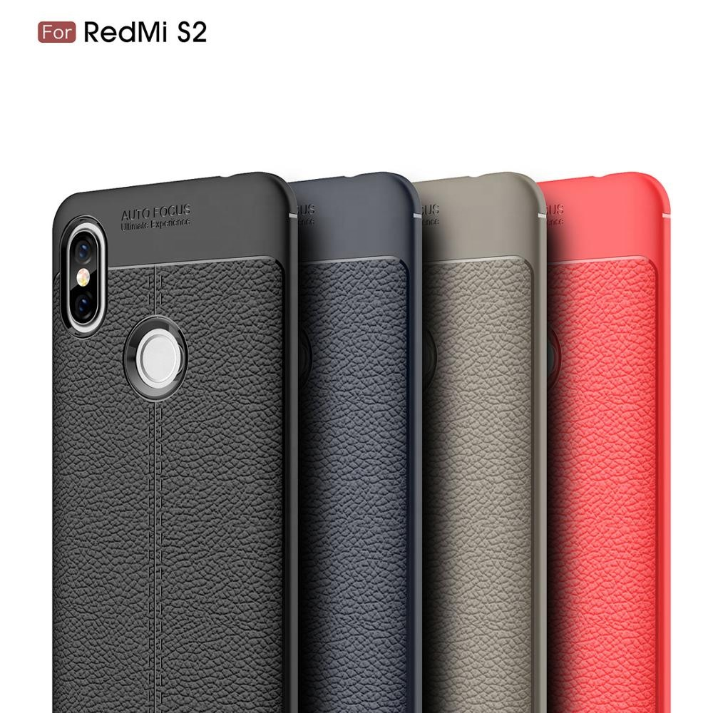 New <strong>design</strong> for Redmi S2 /<strong>Y2</strong> Indian version soft TPU leather cell phone cases shockproof back cover for Xiaomi Note3 wholesales