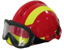 F2 Fireman helmet for firefighter safety helmet with CE certification