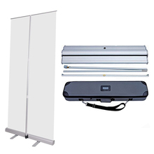 Easy Moving Single Side Pull Up Banner Stand