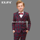 ELPA high quality casual sweat kids boys suits
