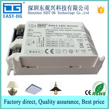 R2620 9v 12v 24v 36v 42v 15w 18w 20w DALI controller single channel Dali dimmer constant current Dali dimming led driver