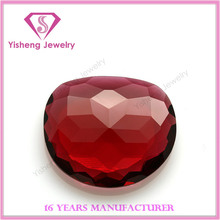 AAA Fashion Loose Glass Gemstone Sapphire Stones Names Factory Price