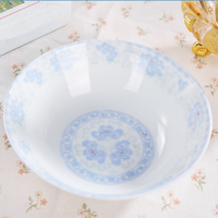 high quality beautiful design ceramic bowl/ porcelain bowl