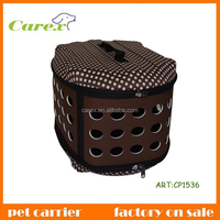 wholesale EVA travel dog carrier/pet carrier/soft dog carrier bag