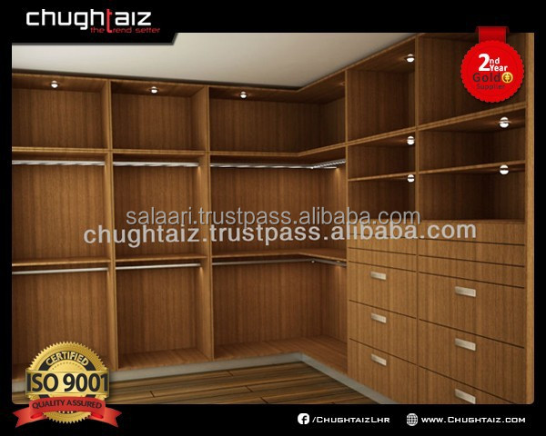 High Gloss Three door sliding Wardrobe