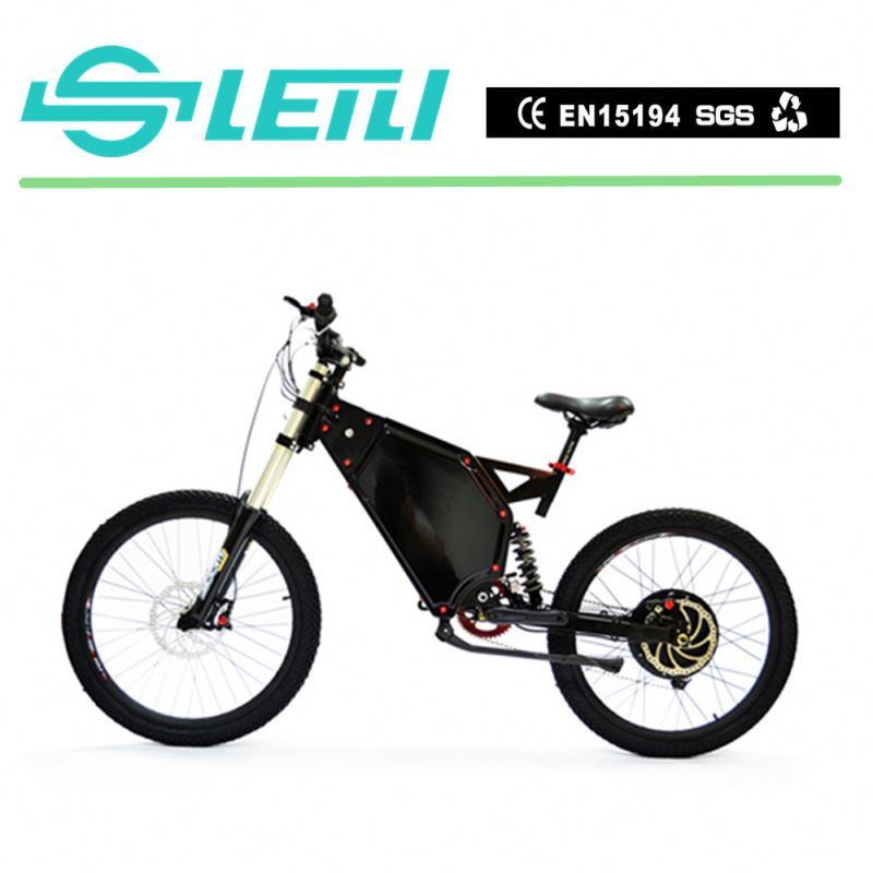 two wheel electric bike with 48v 12ah lead acid battery