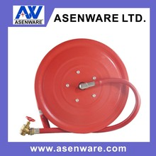 High quality fire products automatic retractable hose reel