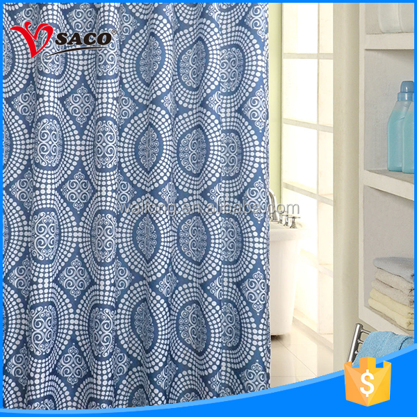 Wholesale cheap 100% polyester arabic curtain design