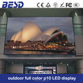 outdoor led display billboard pitch 10mm