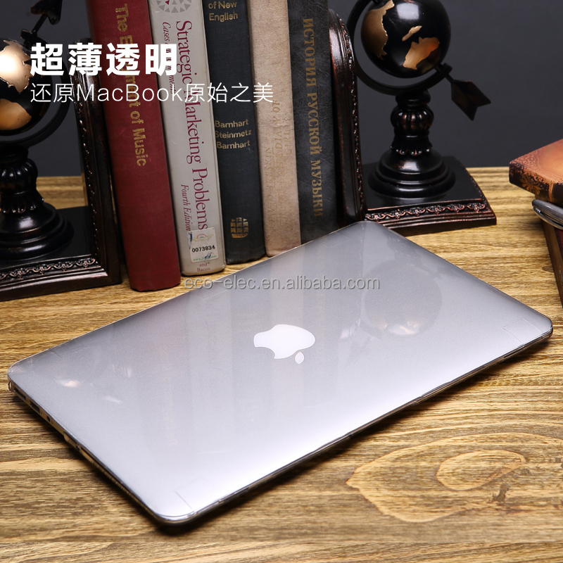 Crystal/Matte Hard Full Housing Surface Protective Laptop Cover Case for Apple Macbook Pro 13 15 Retina 12 11 Air 13 inch