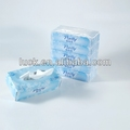 facial tissue soft pack