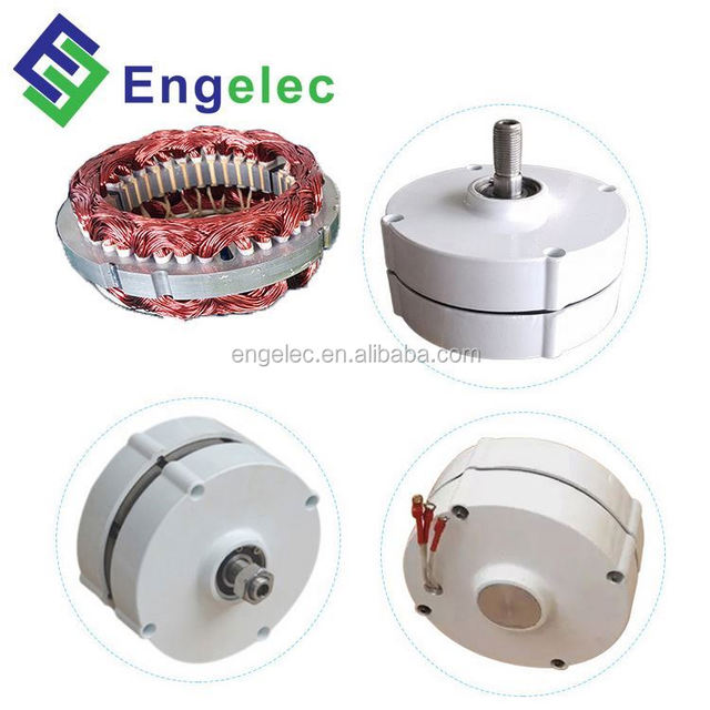 300W permanent magnet generator wind turgbine/hydro use PMG three phase different kinds of alternators