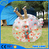 TPU PVC mix tpu material indoor outdoor bouncing ball