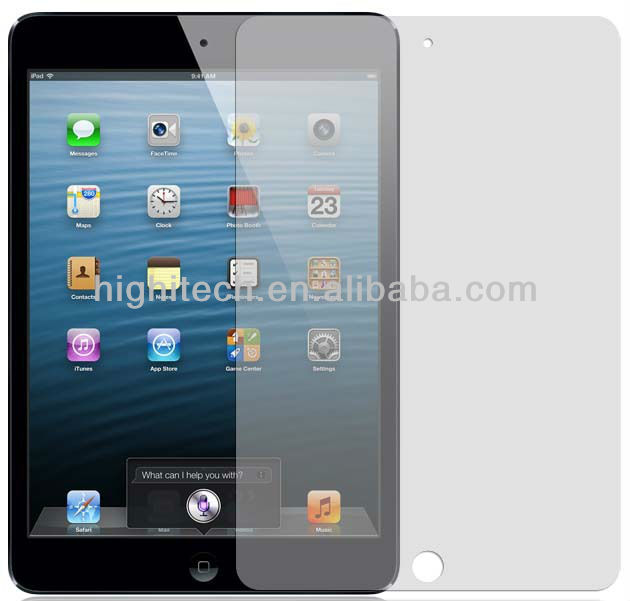 Anti Glare Fingerprint LCD Screen Protector Scratch Saver for Apple ipad Mini