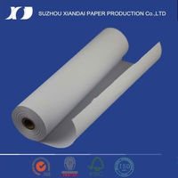 ticket paper with 100% pulp and atmost