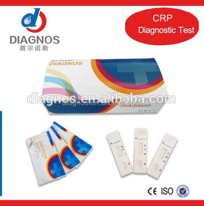 CRP Test / C Reactive protein diagnsotic rapid test