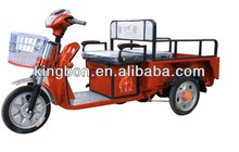 hot sale 350 W three wheel electric rickshaw for cargo