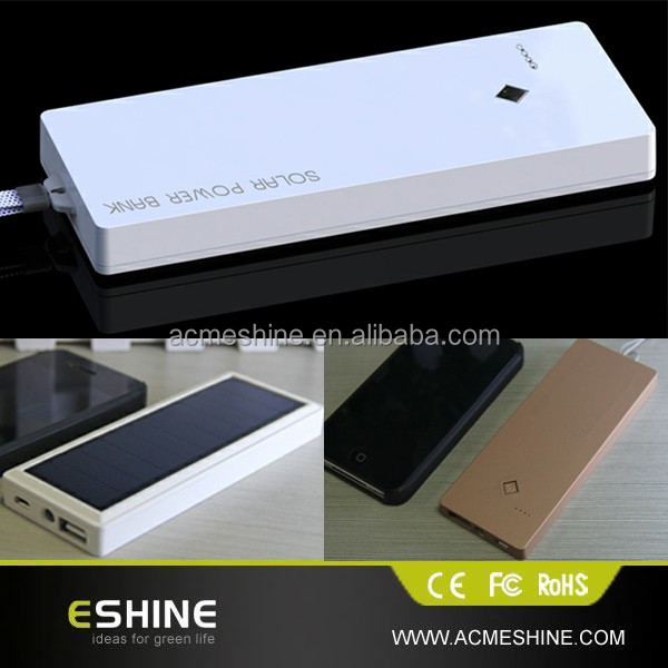 Solar mobile phone battery charger,Wireless power bank Best Quality ,Factory Price