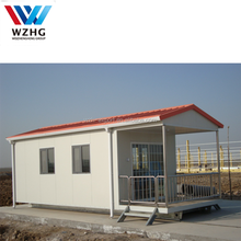 Haiti cheap prefabricated house ,18 square maters small house prefabricated in haiti