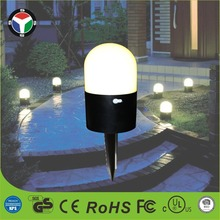 LED Motion Sensor Outdoor Garden Lights