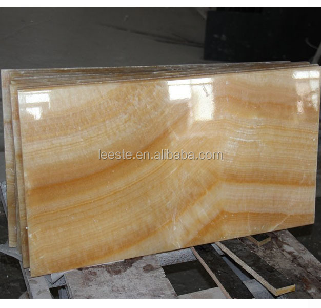 2017 Onyx Honey quarry Marble Tiles cheap Yellow marble slabs