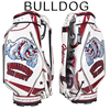 Wholesale BULLDOG Golf staff bag 2017 New Model caddie cart bag Guiote