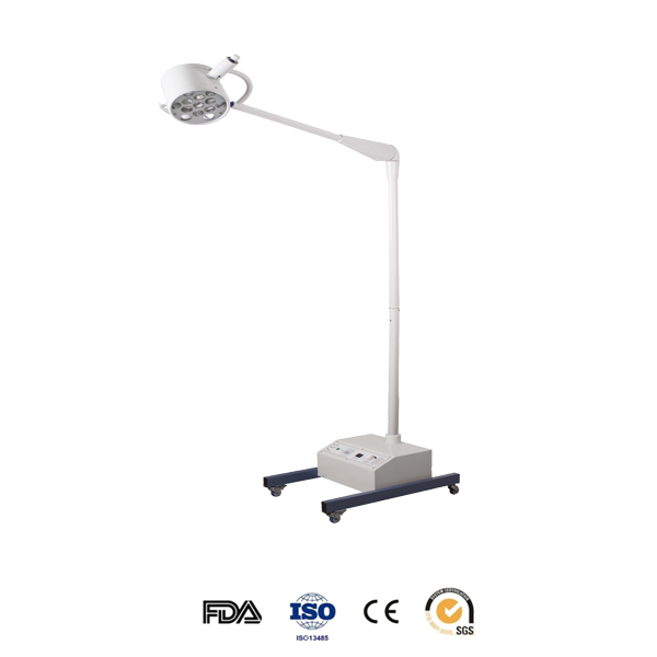 Deep Illumination LED Examination Light With Battery