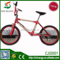 "20"" small size good design colorful bamboo bike"