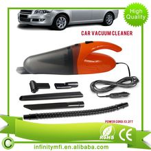 The Best High Quality Vacume Clener, Auto Portable Handheld Car Vacuum Cleaner With Long Power Line
