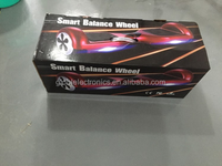 smart 6.5 inch self balancing hoverboard two wheel scooter