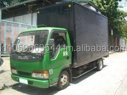 TRUCKING SERVICES IN INDONESIA
