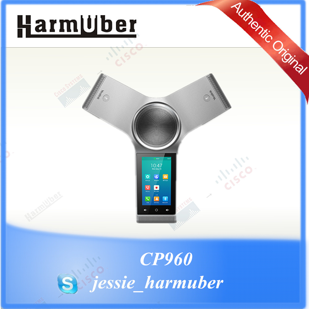 Easy Conferencing, Clear Communication Yealink Voice Communication CP960 IP Conference Phone