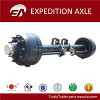 18T Germany type semi trailer rear axle for sale