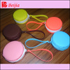 Colorful Silicone rubber Purse Wallet /Cute New Design Silicone Coin Purse