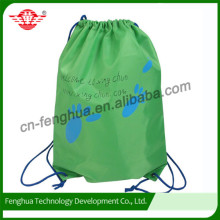 Customized Logo Printing Wholesale Promotional Non Woven Recycled Shoe Bags