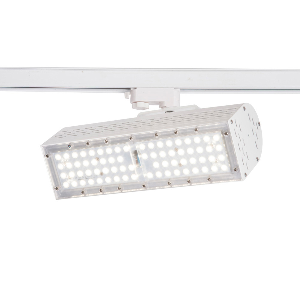 high quality led track light rail with  CE SAA TUV led drivers