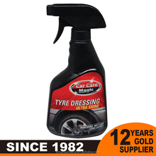 car care products high gloss tire cleaner spray