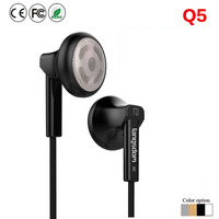 Athinker Q5 Hot Sale 3.5mm Earphones Headphone Headsets Super Bass Stereo Earbuds for mobile phone MP3 MP4