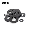 Low price black nylon plastic spacer