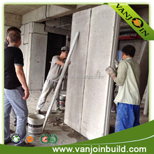 Qatar Heat Insulation Prefabricated Wall System For Apartment