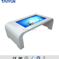 55 Inch Table Advertising Touch Screen