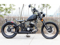 American Street Cool Chopper Motorcycle