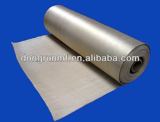 High silica glass fiber cloth
