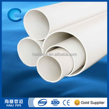 Supply of Waste Water pipes ES-ISO Material DN 110 mm SDR 41 PVC drainage pipe