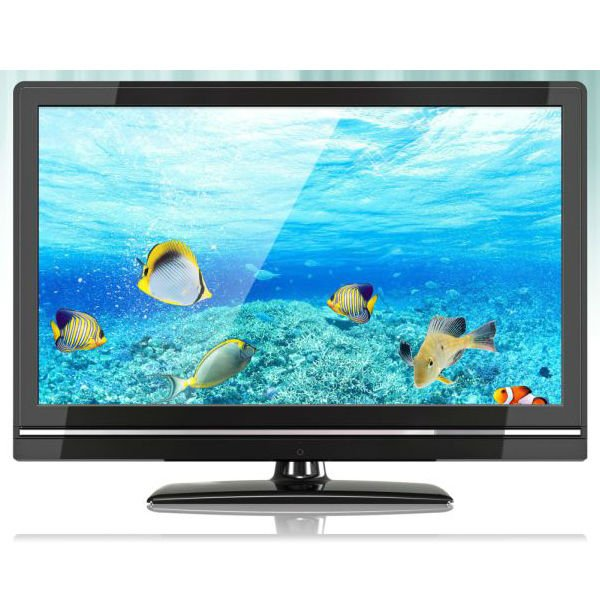 2012 High quality best price used lcd tv lots HDMI VGA USB