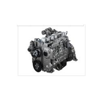 4 cylinders water cooling shangchai diesel engine SC11CB184 for truck