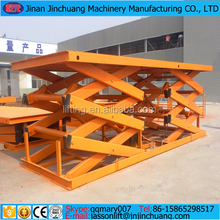 3ton used car lifts for sale parking car lift for sales