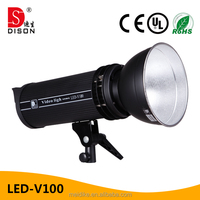 LED 100W=1000w halogen Fresnel Spot Professional Film Photography Studio Stage Light