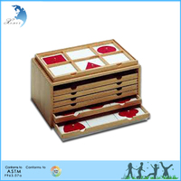 Top Quality new designs montessori wooden toys with CE certificate