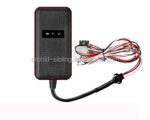 Waterproof GPS/GSM/GPRS Tracking System Car GPS Tracker With Free locating service